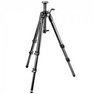 MT057C3-G / 맨프로토 삼각대057 Carbon Fiber Tripod 3 Sections Geared