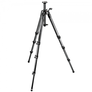 MT057C4-G / 맨프로토 삼각대057 Carbon Fiber Tripod 4 Sections Geared