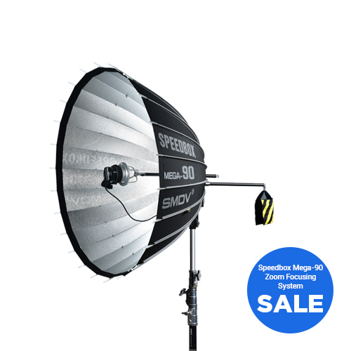 Big Sale EventSPEEDBOX MEGA-90 + Zoom Focusing System초대형 스피드박스/SOFTBOX 소프트박스SMDV